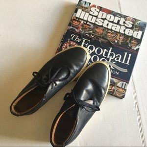 Aldo MR. b's Leather Mid-top Sneakers